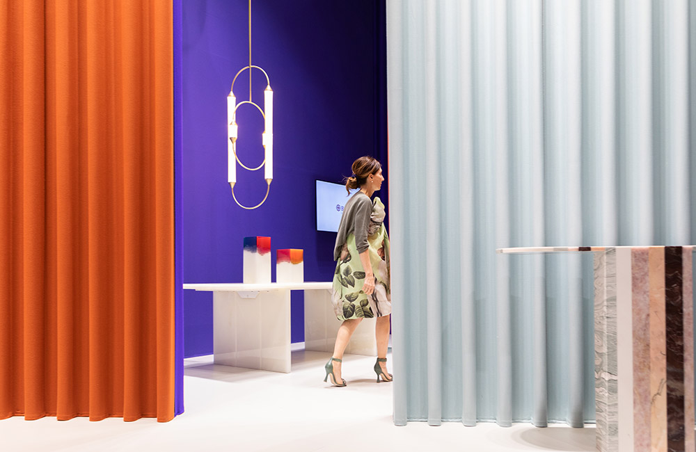 Salone del Mobile 2019 - S Project