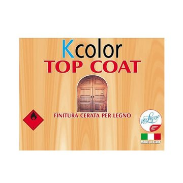 Finitura per serramenti e prelinature - TOP COAT - Kcolor